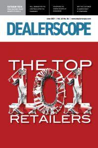 Dealerscope DigiMag Cover June 2021